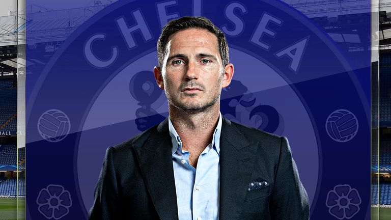 Chelsea head coach Frank Lampard spoke exclusively to Sky Sports