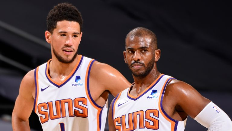 Can Chris Paul elevate Devin Booker even higher?