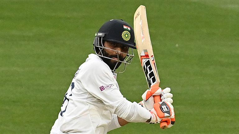 India's Ravindra Jadeja has won 40 and he and Ajinkya Rahane have shared 104 victories.