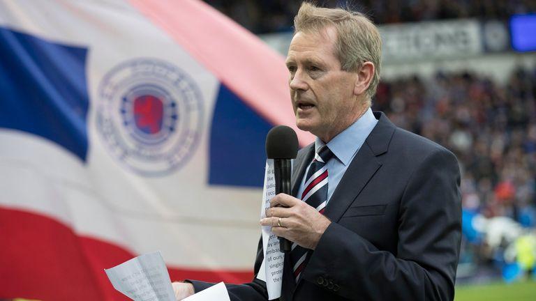 Former Rangers chairman Dave King