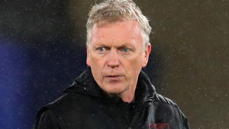 David Moyes, West Ham United manager
