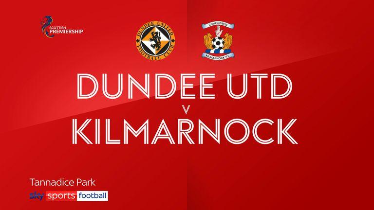 Dundee Utd 2-0 Kilmarnock