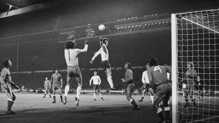 England infamously drew 1-1 to Poland at Wembley in 1973 in their final qualifier resulting in their failure to reach the 1974 World Cup.