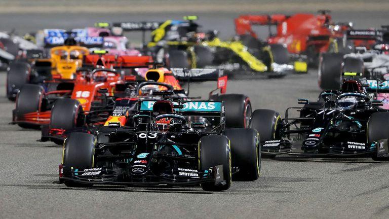 Le calendrier F1 de 23 courses record pour la saison 2021 obtient l'approbation de la FIA  - Championnat d'Europe 2020
