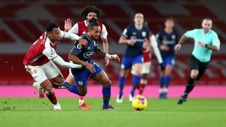 Gabriel drags down Walcott