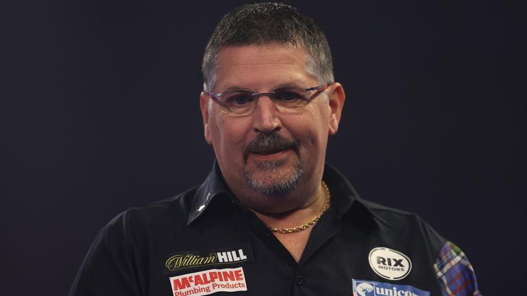Anderson will take on either Devon Petersen or Jason Lowe for a place in the last eight