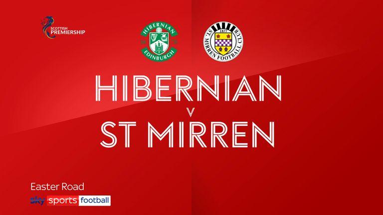 Hibs 1-0 St Mirren
