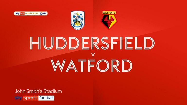 Huddersfield v Watford