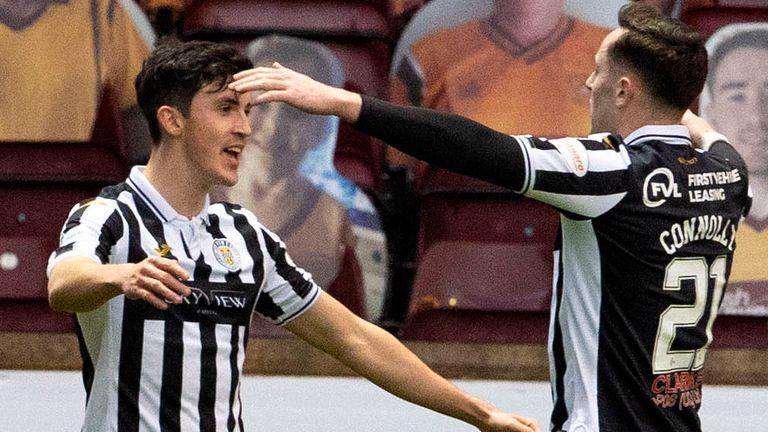 Motherwell 0-1 St Mirren: Jamie McGrath's strike seals victory | Football  News | Sky Sports
