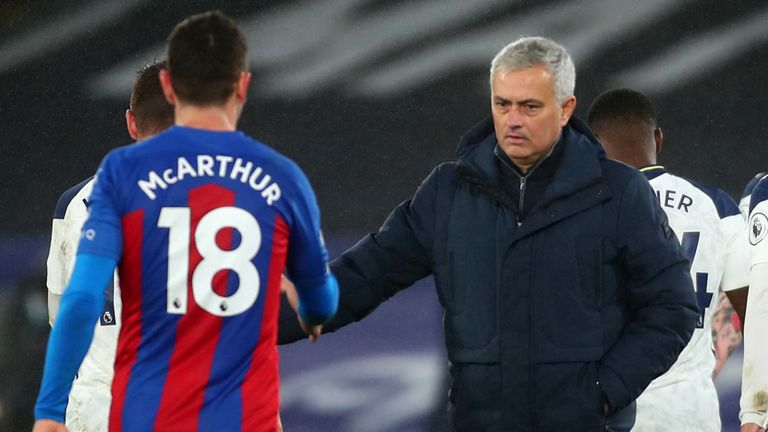 Jose Mourinho leaped to the defence of Hugo Lloris after the 1-1 draw