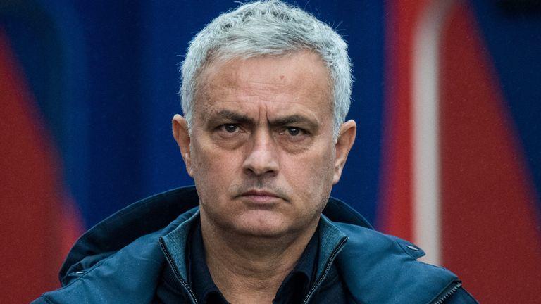 Spurs boss Jose Mourinho