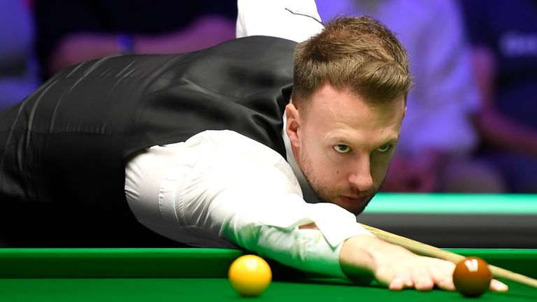 Judd Trump had a golden opportunity to win the final frame but missed his chance