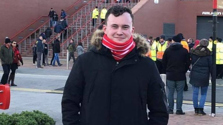 Liverpool fan Keith Spooner says he is relishing the chance to go and watch a game at Anfield again