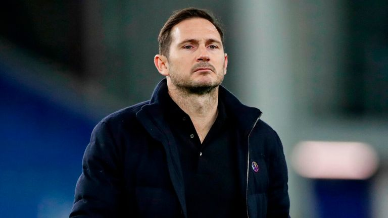 Frank Lampard believes the Premier League title race will be a lot tighter this season