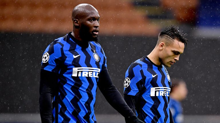 Romelu Lukaku and Lautaro reflect on another missed chance for Inter