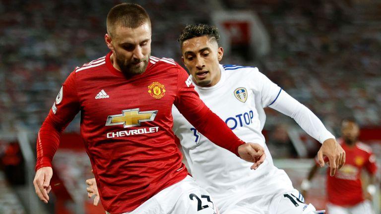 Luke Shaw, Manchester United
