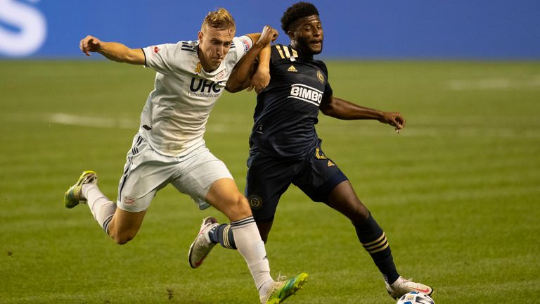 Mark McKenzie has made 19 MLS appearances for Philadelphia Union in 2020
