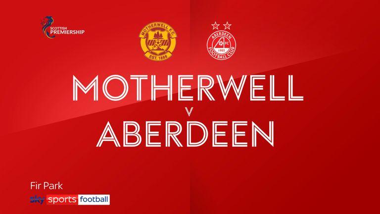 Motherwell 0-0 Aberdeen