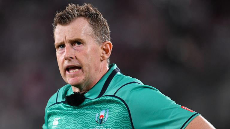 In December, Nigel Owens announced his retirement as an international referee, finishing on 100 caps