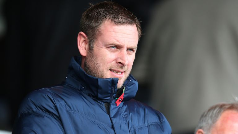 Peterborough United owner Darragh MacAnthony took to Twitter to call for a collective pushback on the government from clubs in the Championship, League One and League Two