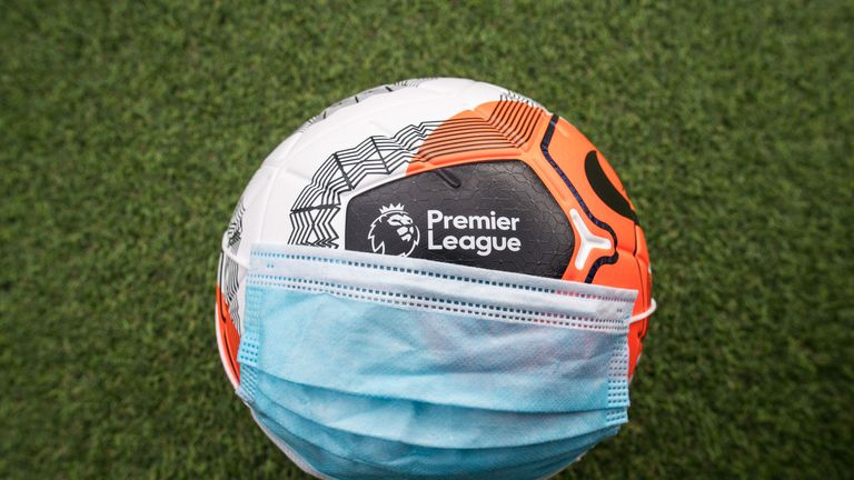 PL ball and mask