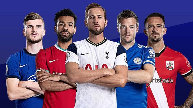 Tottenham, Liverpool, Leicester, Southampton and Chelsea currently make up the Premier League's top five
