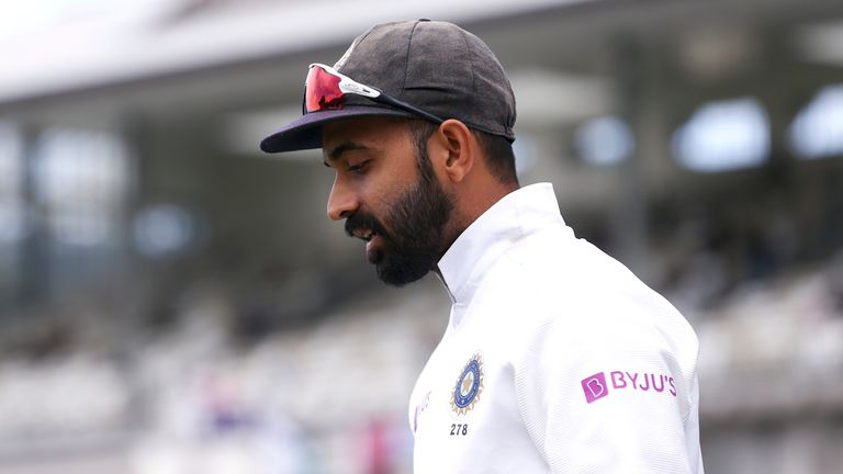 India Are Without Captain Virat Kohli As They Bid To Bounce Back In The Boxing Day Test Cricket News Sky Sports