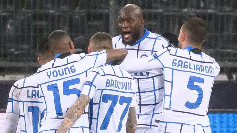 Romelu Lukaku was Inter's familiar hero
