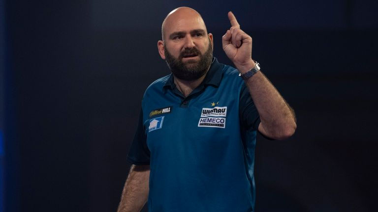 Waites battled past Matt Campbell in a five-set thriller to prevail on his Alexandra Palace debut