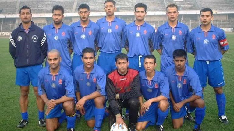 Sporting Bengal taken in the late Nineties