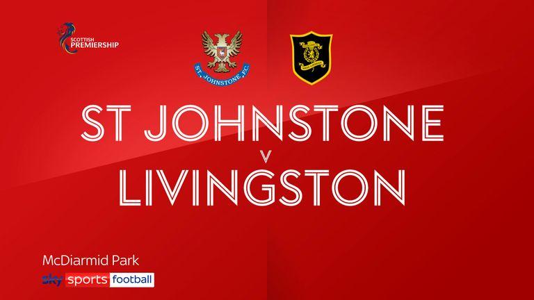 St Johnstone Livingstone