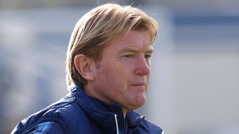 Bradford have parted company with Stuart McCall