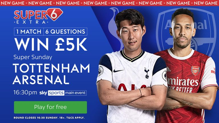 What will you predict to give yourself a chance of landing the £5,000?