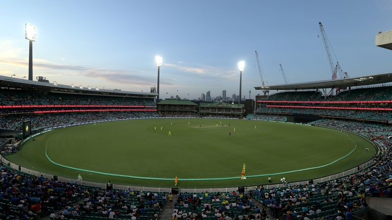 Australia beat India by 66 runs in the first one-day international in front of 20,000 socially-distanced fans at the Sydney Cricket Ground last month