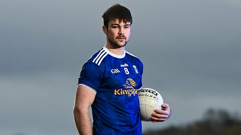 Thomas Galligan and Cavan aren't ready for their season to end just yet