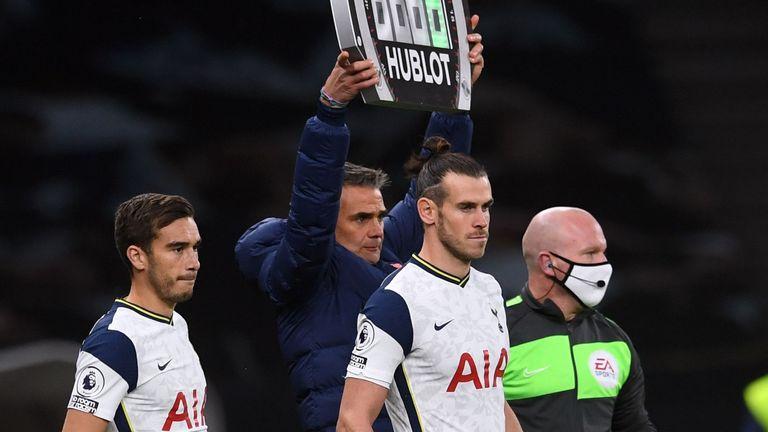 Tottenham Gareth Bale, Harry Winks