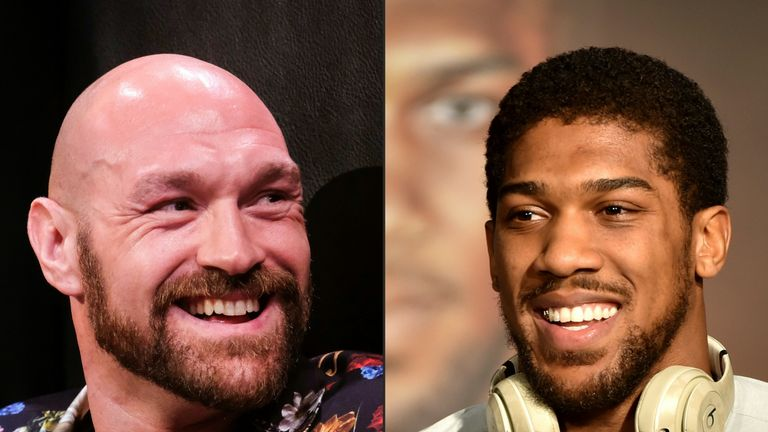 """Tyson Fury 'frustrated' by the delay in Anthony Joshua's fight, says Andy Lee – 'He was held back by it.  He likes to be active """"