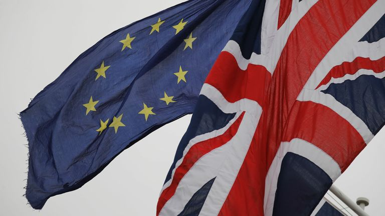 The UK is set to leave the EU on December 31 following a 11-month transition period