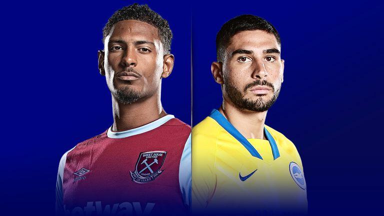 West Ham vs Brighton