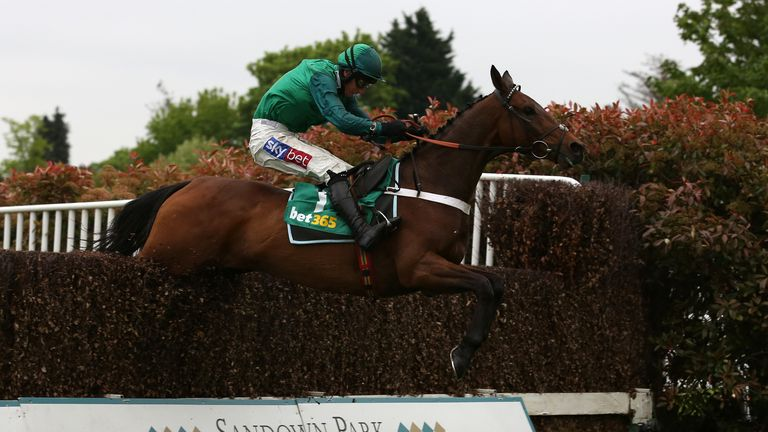 Top Notch - set for Peterborough Chase