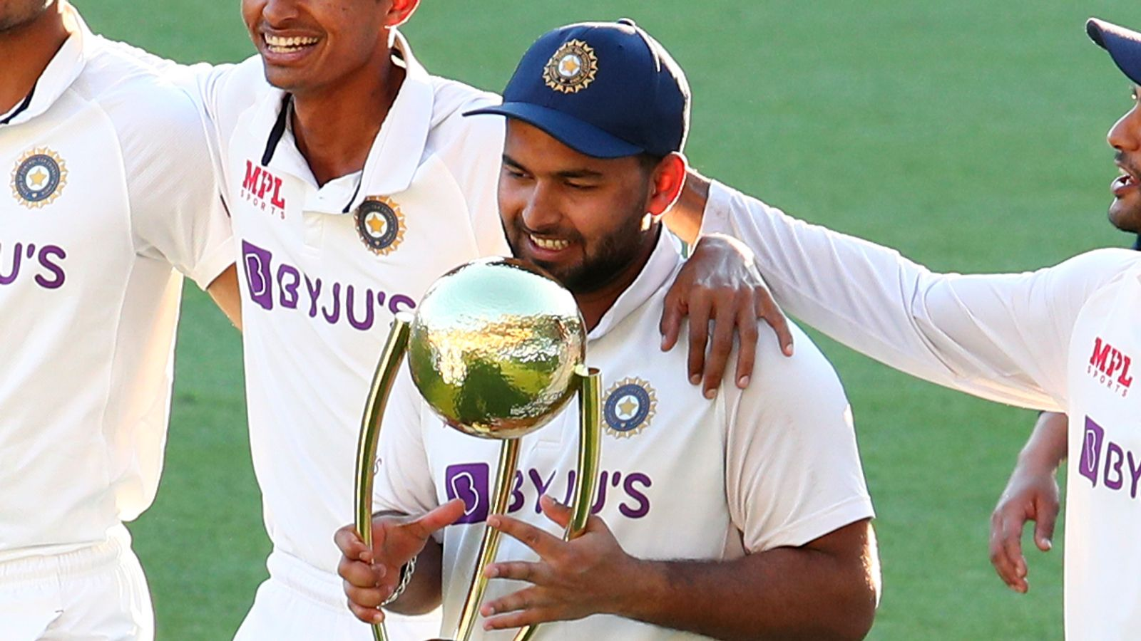 Rishabh Pant relishes 'one of the biggest moments' of his life after taking India to win over Australia