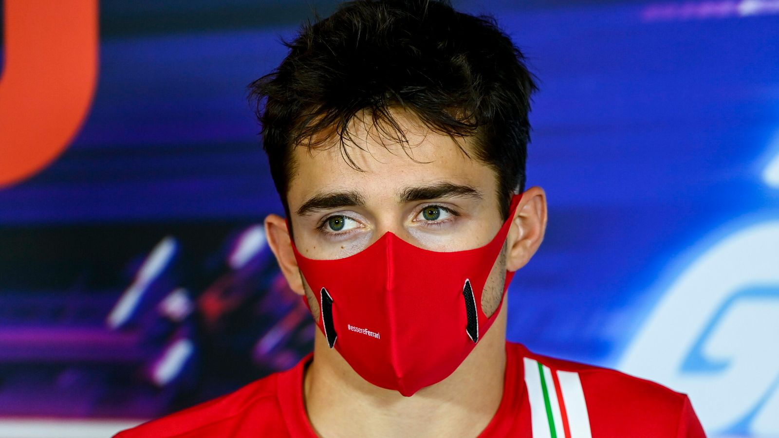 Charles Leclerc Ferrari Driver Tests Positive For