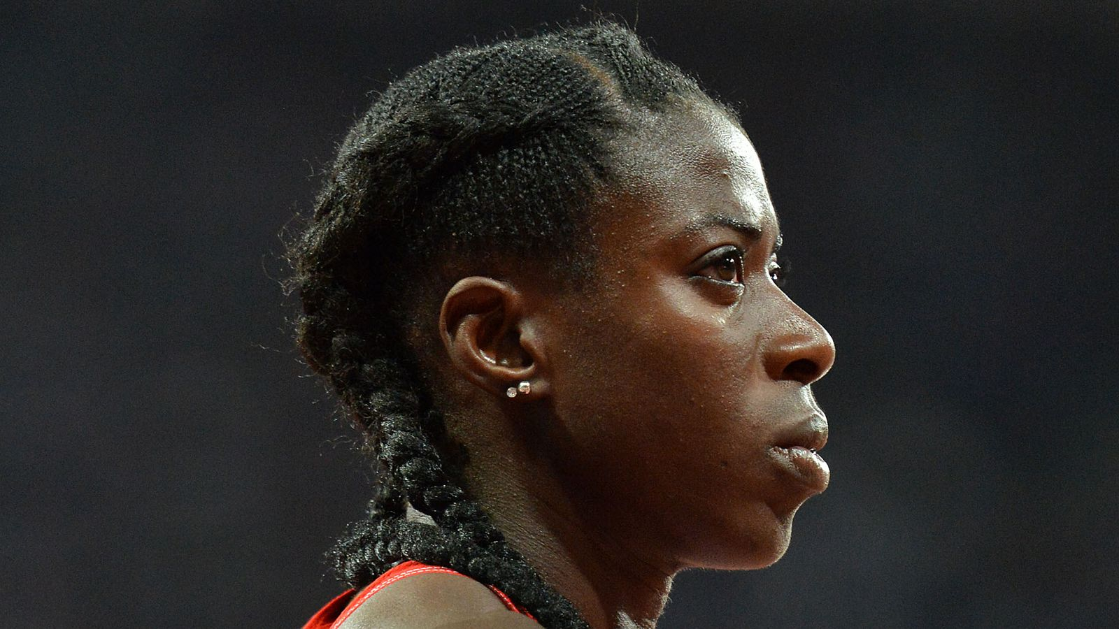 Christine Ohuruogu reveals her 'hard' choice between netball and athletics in Driving Force