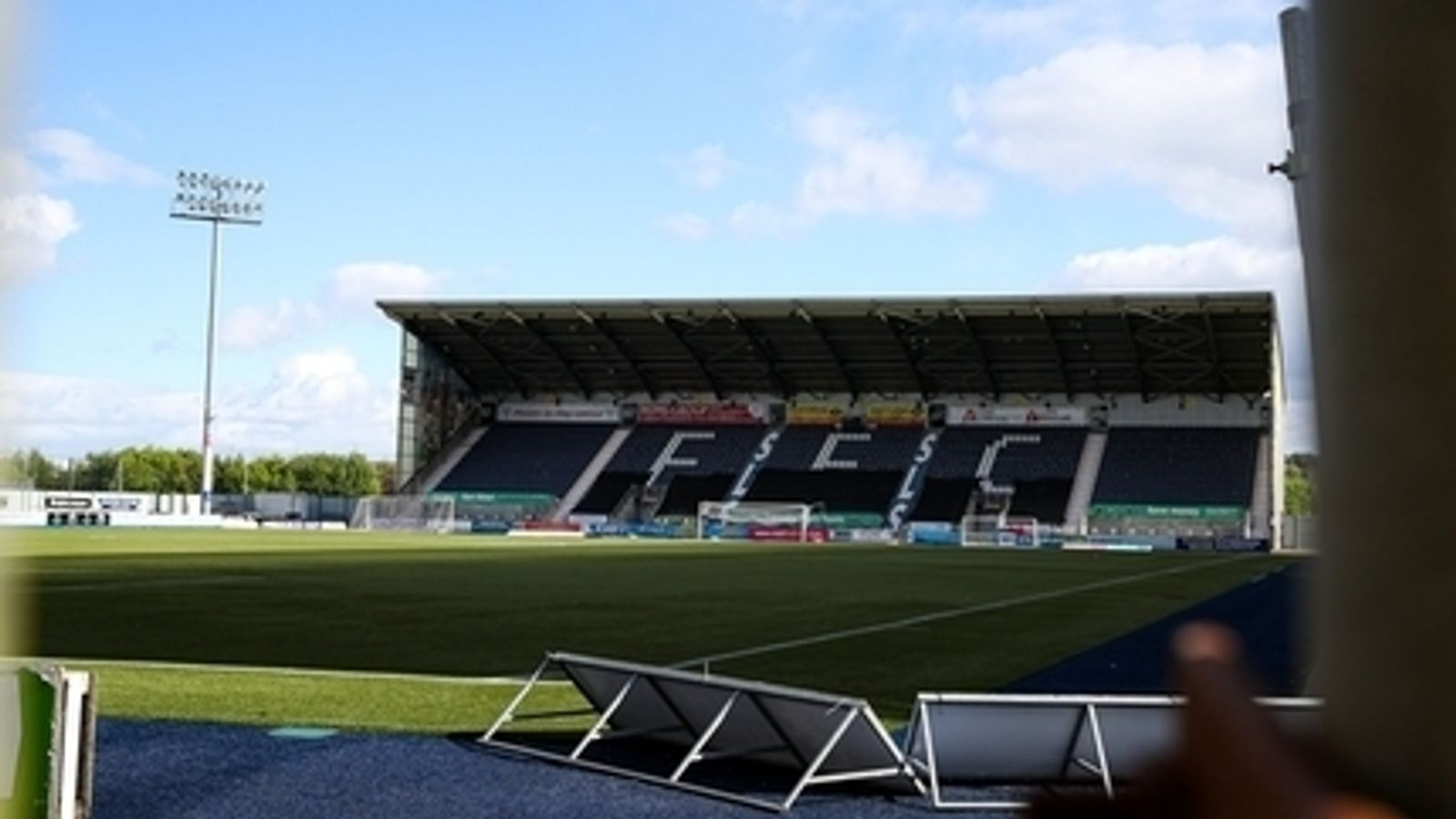 Lower leagues in Scotland suspended for three weeks