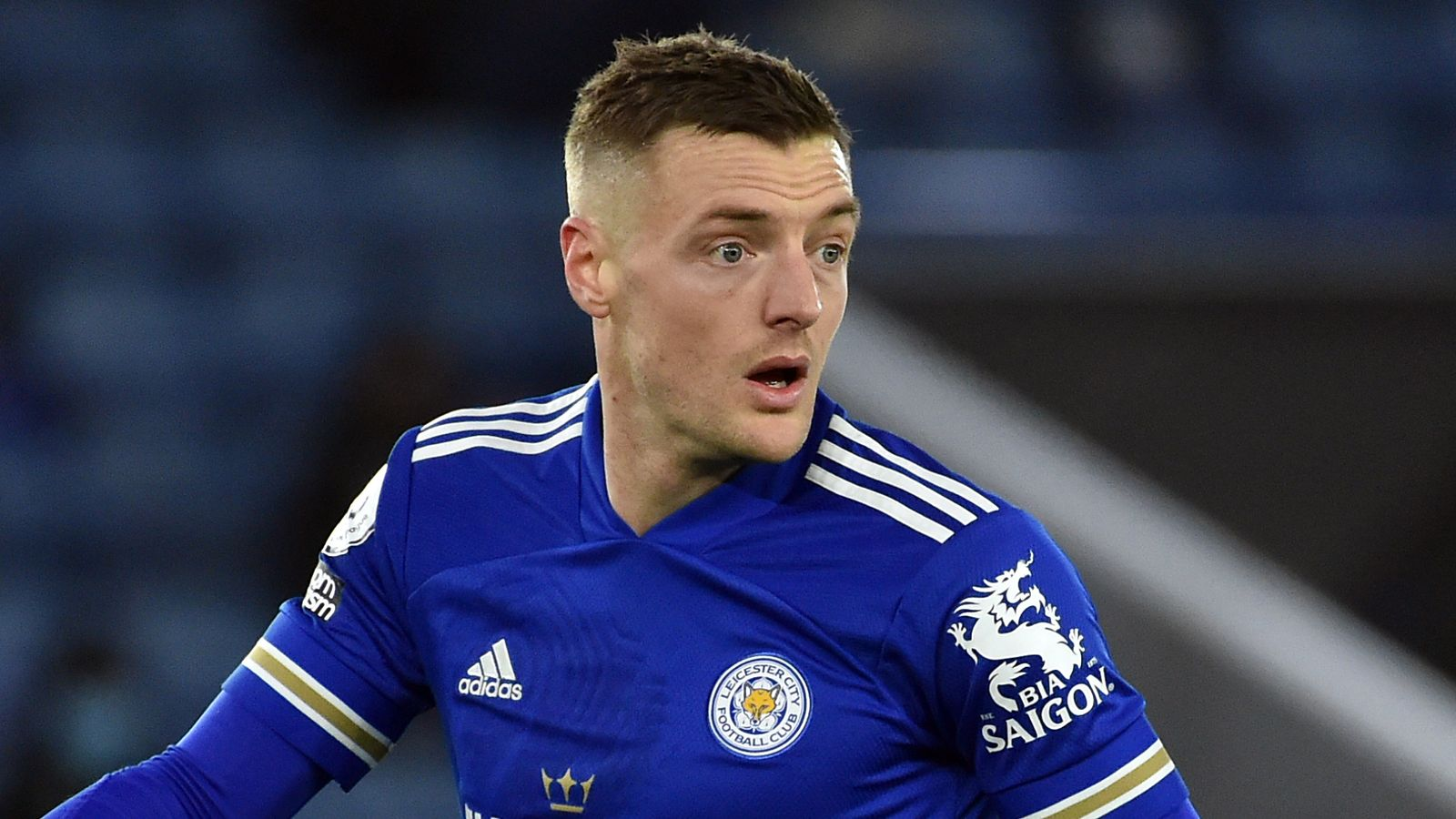 Jamie Vardy: Brendan Rodgers planning for life at ...