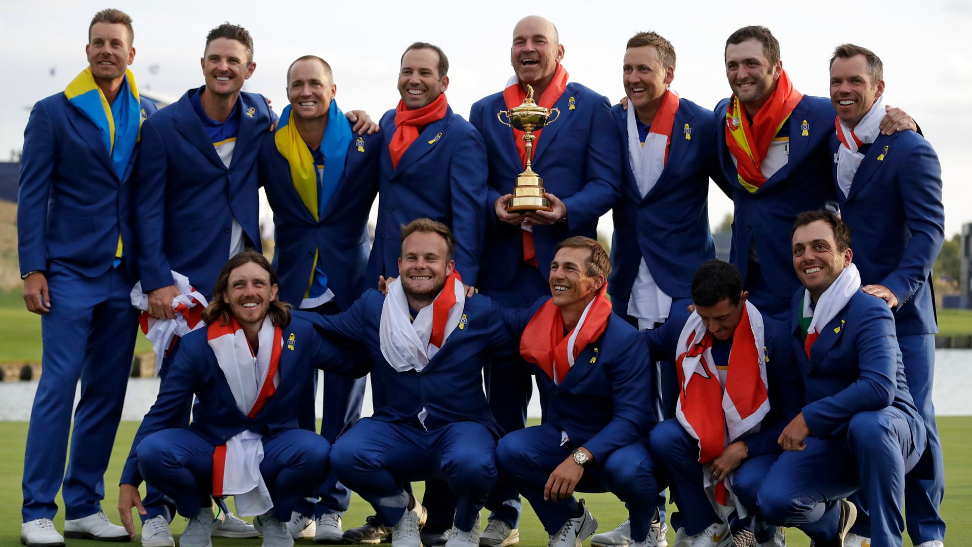 'Changing of the guard for Team Europe?'