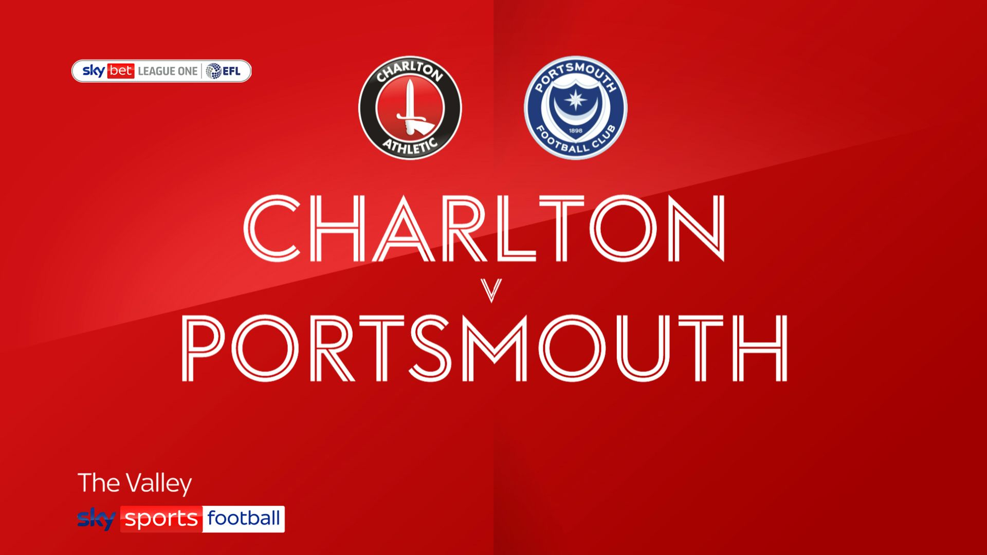 Portsmouth rally to sink Charlton