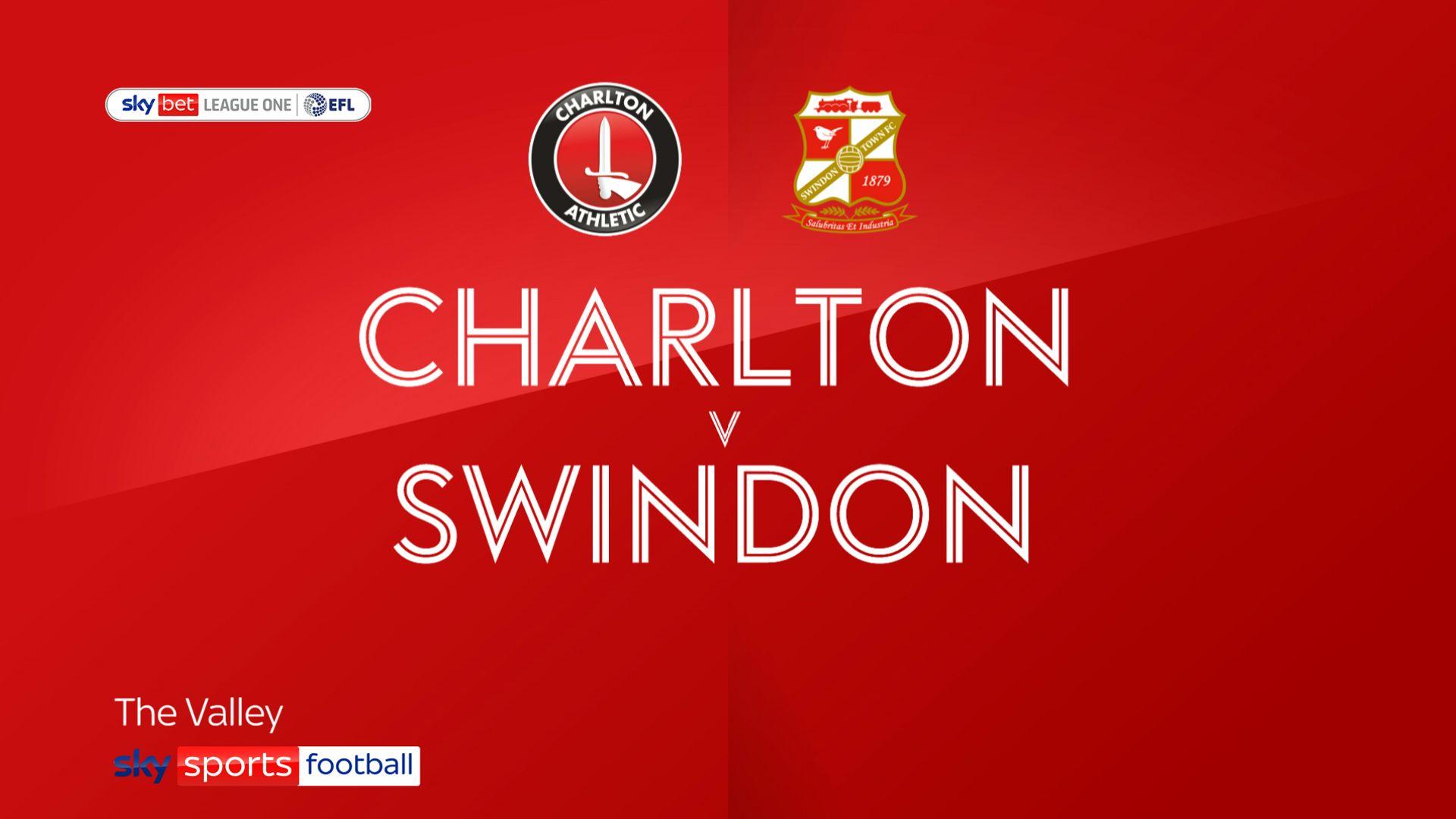 Charlton battle back for point