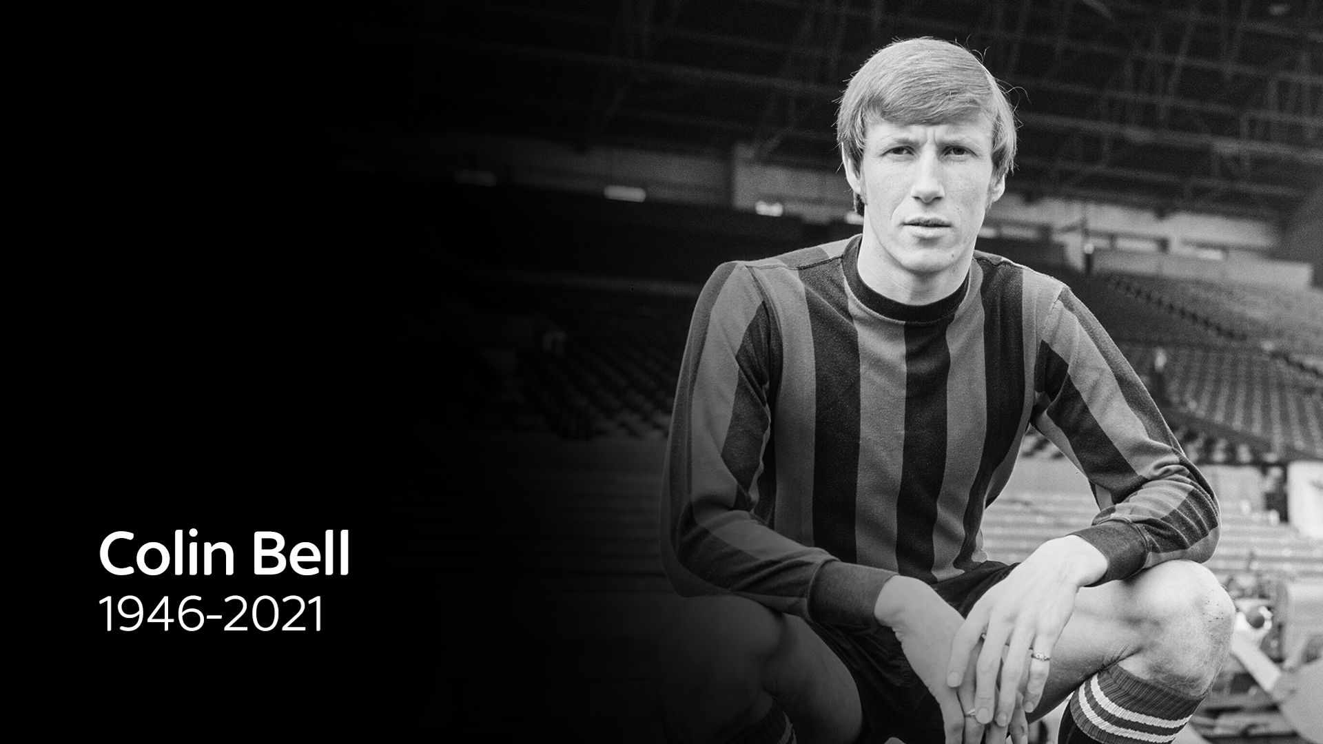 Man City legend Bell dies aged 74