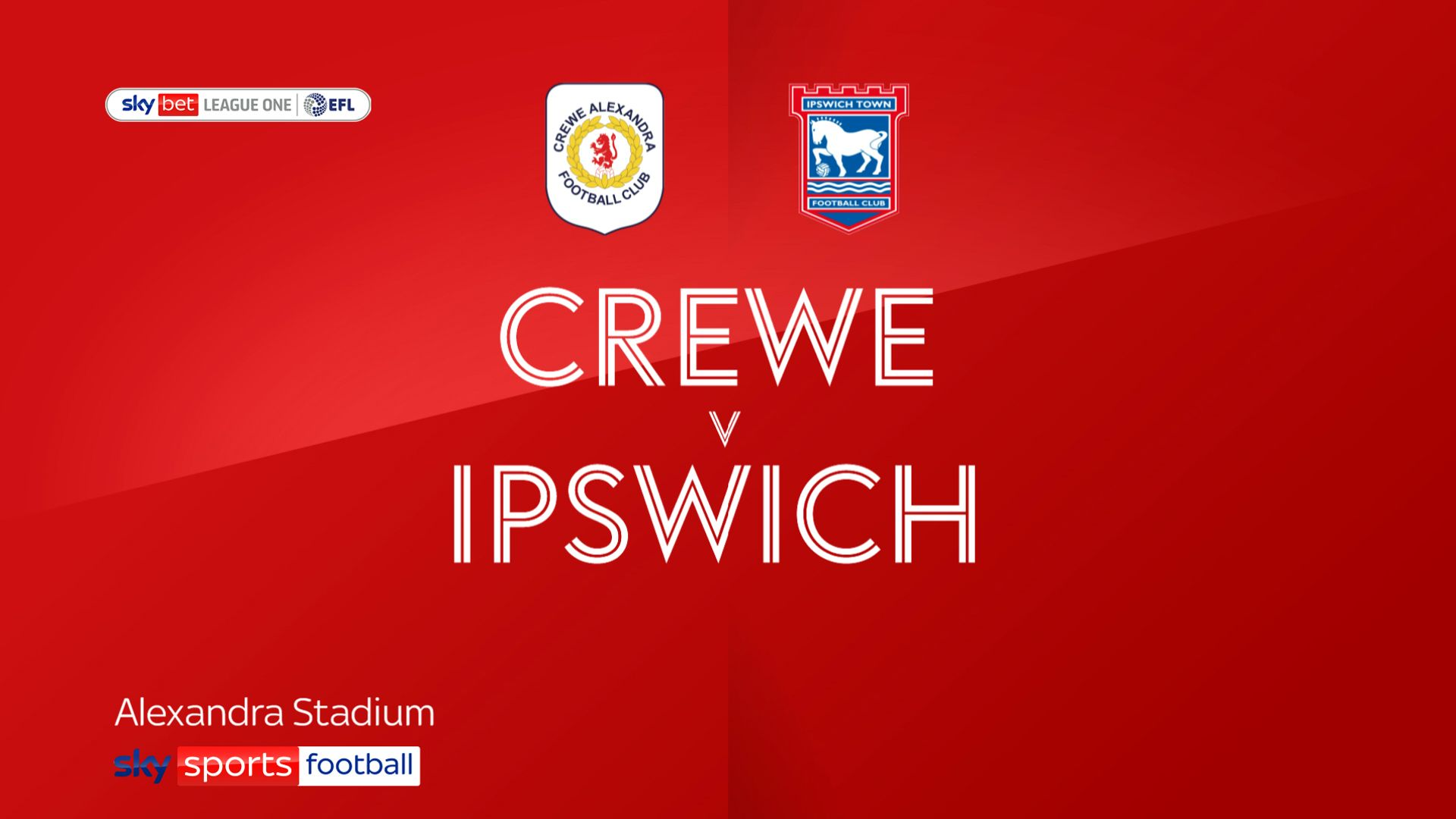 Drinnan salvages point for Ipswich at Crewe
